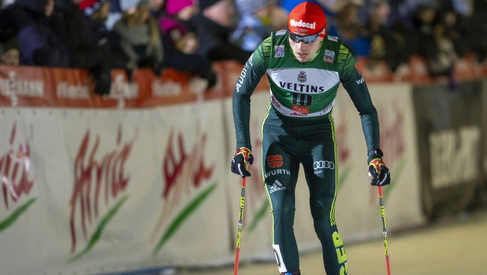 Terence Weber belegt als bester Deutscher Rang 14 - Bildquelle: PIXATHLONPIXATHLONSID