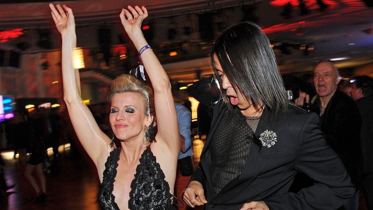 echo2012-eva-habermann-jorge-gonzales-12-03-22-dpa - Bildquelle: dpa