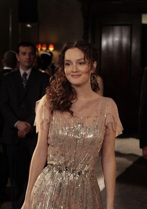 Ihr Traum scheint wahr zu werden: Blair (Leighton Meester) ... - Bildquelle: Warner Bros. Television