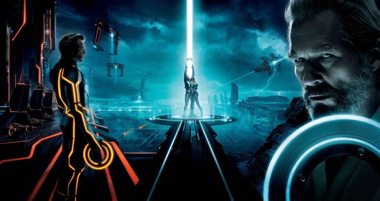 TRON: LEGACY - Artwork - Bildquelle: Disney Enterprises, Inc.  All rights reserved