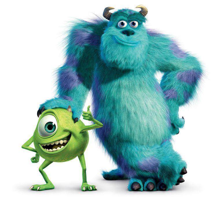 Erschrecken ist Monster-Sache: Absolute Fachleute auf diesem Gebiet und auf dem ersten Platz der Monsterschreck-Rangliste sind das haarige Monster S... - Bildquelle: Buena Vista Pictures