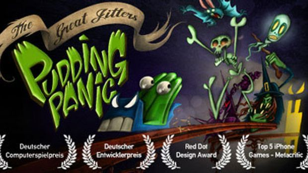 Pudding Panic: Das wabbelige Mobile Game