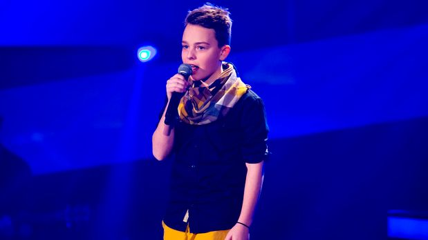 The-Voice-Kids-s01e03-Mike-S-10 - Bildquelle: SAT.1/Richard Hübner