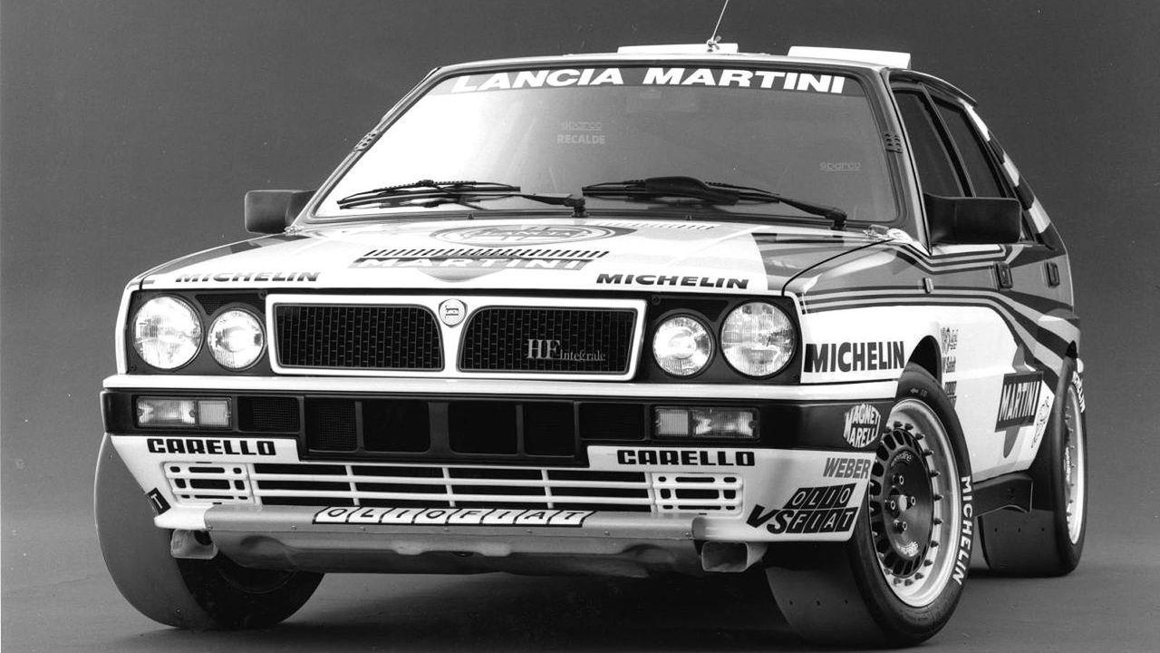Lancia Delta HF Integrale - Bildquelle: Lancia