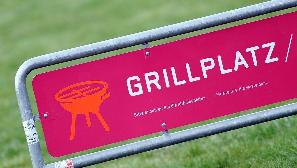 Grillen in Berlin - Bildquelle: dpa