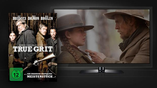 True-Grit-DVD-Cover-Paramount 820 x 461 © Paramount Home Entertainment
