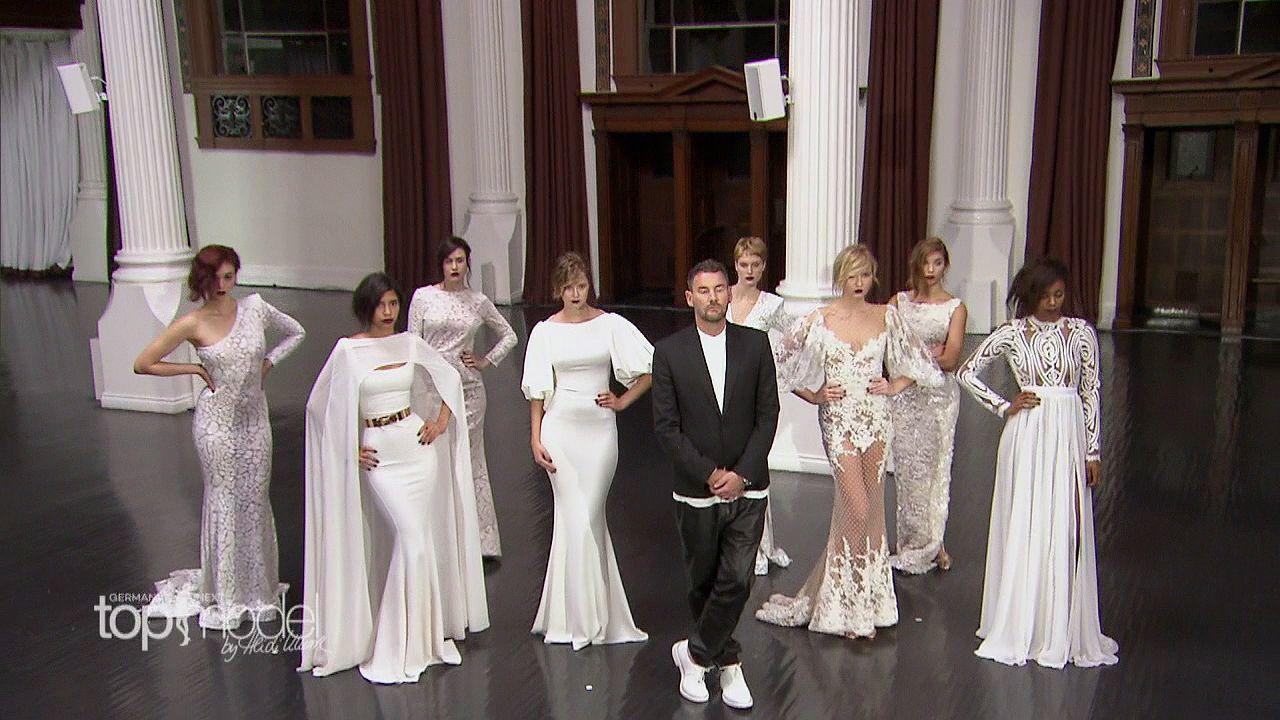 GNTM-11-Sendung4_114 - Bildquelle: ProSieben