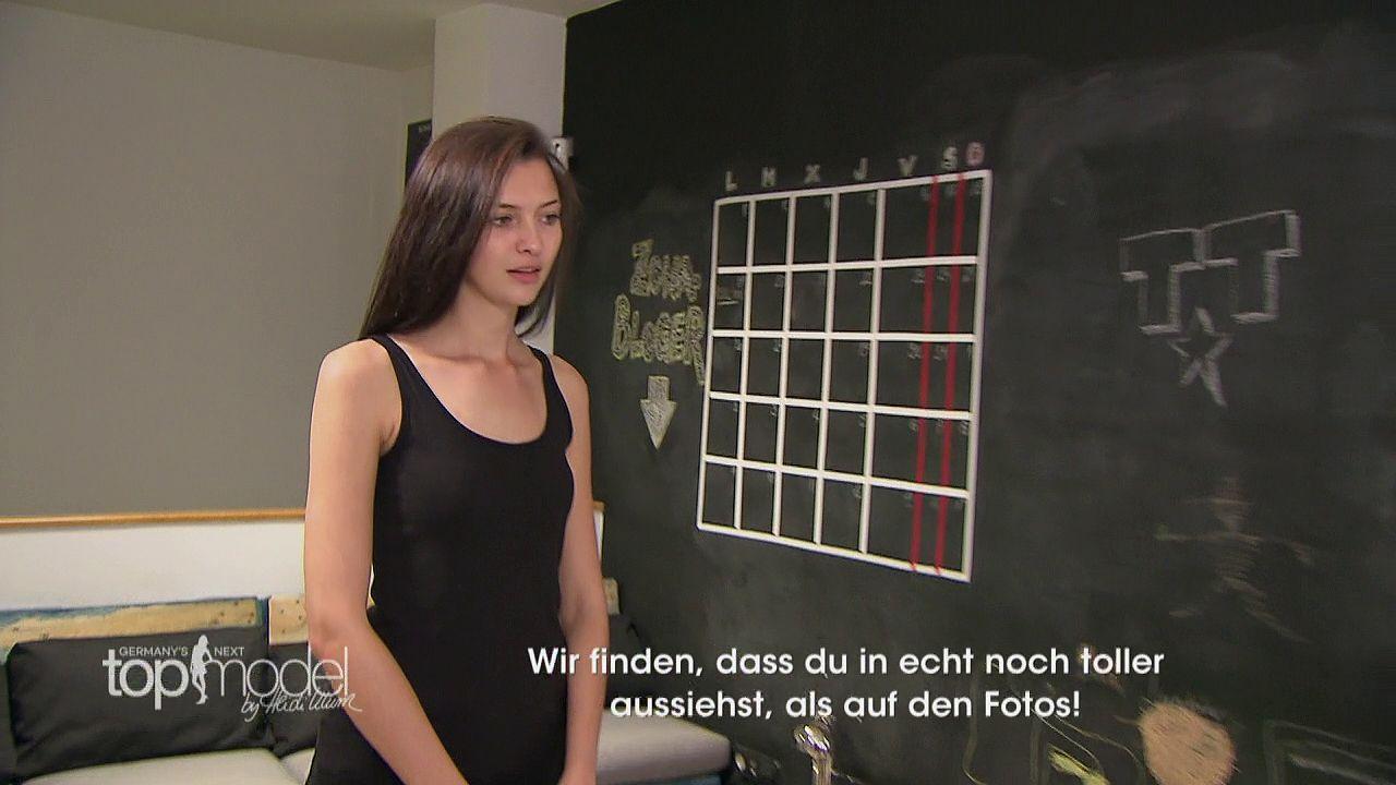 GNTM-11-Sendung3_014 - Bildquelle: ProSieben