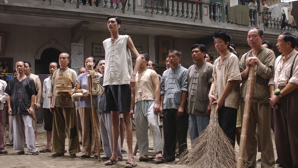 Kung Fu Hustle - Bildquelle: 2004 Columbia Pictures Film Production Asia Limited. All Rights Reserved.
