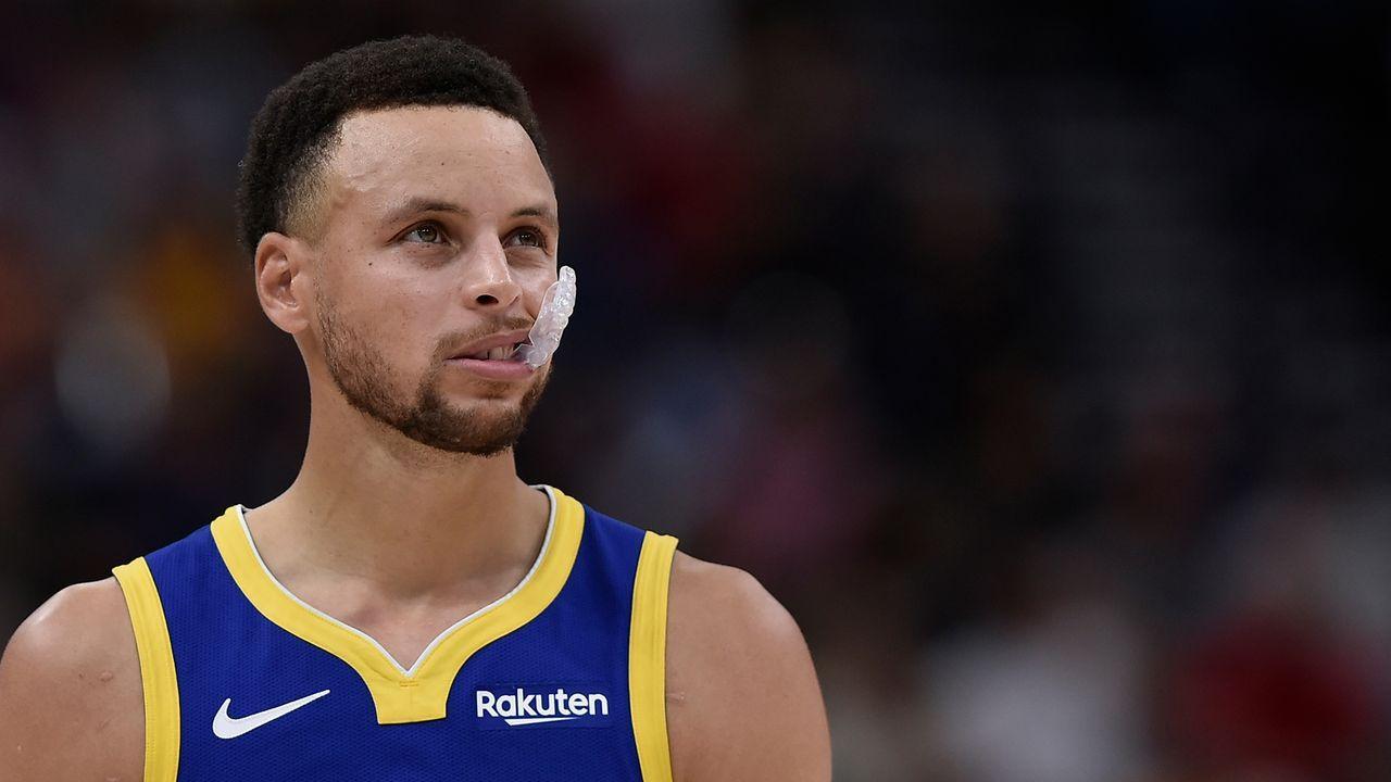 Nach Currys Feuerwerk: Das sind die Spieler mit den meisten 50-Punkte-Spielen - Bildquelle: Getty Images