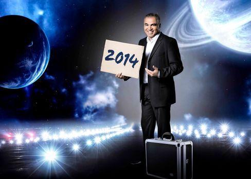 Galileo Big Pictures - 2014 war ein Jahr der Gegensätze. Jubel und Entsetzen,...