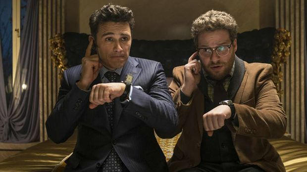 """The Interview"" nach Kino-Absage: Dr. Evil sendet Botschaft an Sony..."