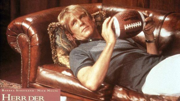 Für den Football-Lehrer Tom Wingo (Nick Nolte) ist die Therapie-Couch noch ge...