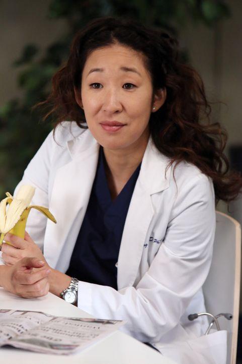 Wie wird es mit ihr und Owen weitergehen? Cristina (Sandra Oh) ... - Bildquelle: ABC Studios
