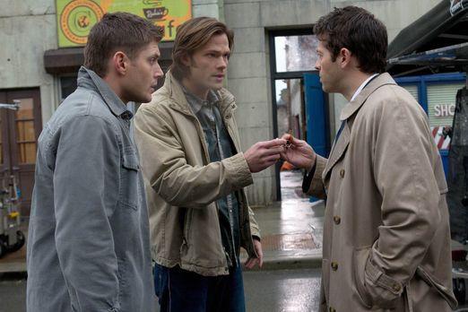 Supernatural - Die Wut von Raphael auf seinen Bruder Castiel (Misha Collins,...