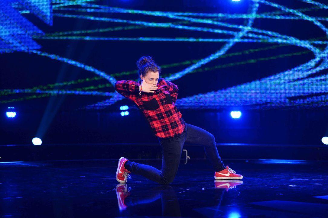 Got-To-Dance-Franziska-Broschek-02-SAT1-ProSieben-Willi-Weber - Bildquelle: SAT.1/ProSieben/Willi Weber