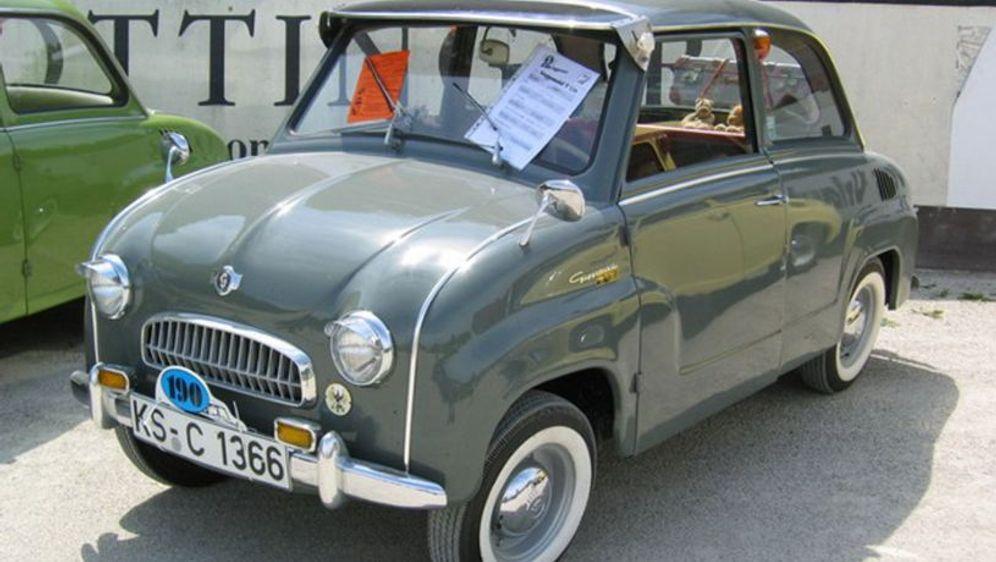 Goggomobil - Bildquelle: Uwe Staufenberg