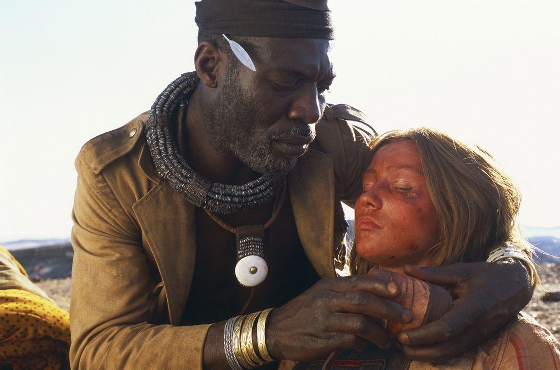 Immer wieder kommt die erst 14-jährige, Wüsten unerfahrene Grace (Camille Summers, r.) an ihre Grenzen. Glücklicherweise hat sie einen erfahrenen... - Bildquelle: Gaumont