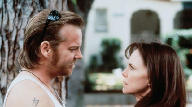 Endlich ist es soweit: Karen (Sally Field, r.) steht Doob (Kiefer Sutherland,...