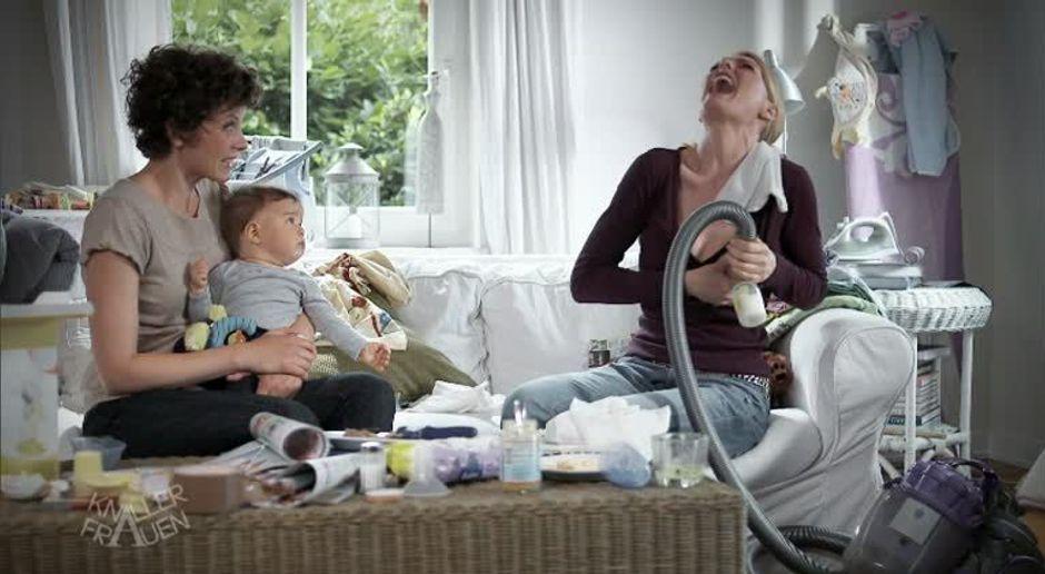Knallerfrauen Video Milch Abpumpen Sat1
