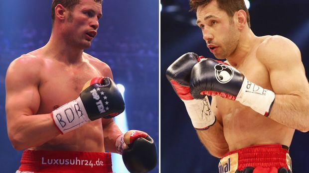 ran Superfight: Robert Stieglitz gegen Felix Sturm