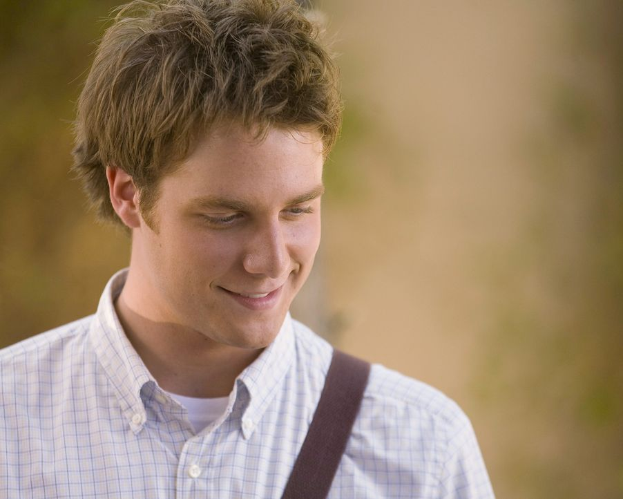 Evan (Jake McDorman) möchte Casey lavalieren (Vorstufe zur Verlobung in einer Verbindung). Als Cappie das erfährt, setzt er alles daran, das zu verh... - Bildquelle: 2007 ABC FAMILY. All rights reserved. NO ARCHIVING. NO RESALE.