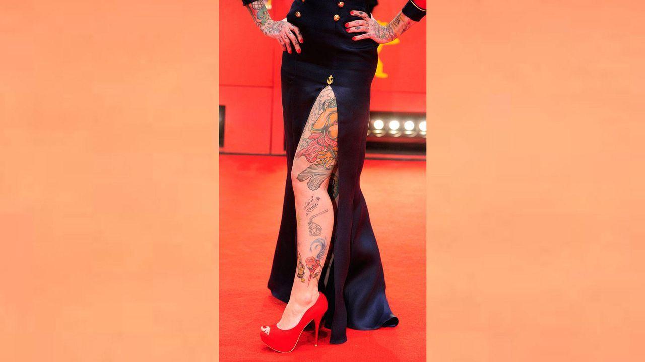 Sexy Tattoos - Bildquelle: kabel eins