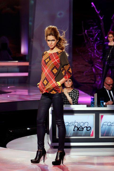 Fashion-Hero-Epi03-Show-009-ProSieben-Richard-Huebner - Bildquelle: Richard Huebner