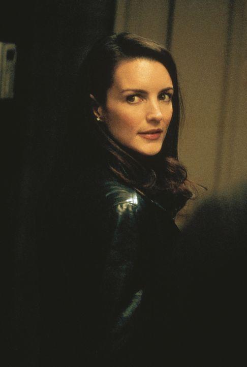 Charlotte (Kristin Davis) glaubt, in Trey ihren Seelenverwandten gefunden zu haben, vor allem, seit es mit dem Sex klappt. - Bildquelle: Paramount Pictures