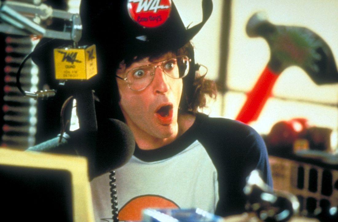 Howard Sterns (Foto) Radio-Sendung hat schon bald Kult-Status erreicht ...