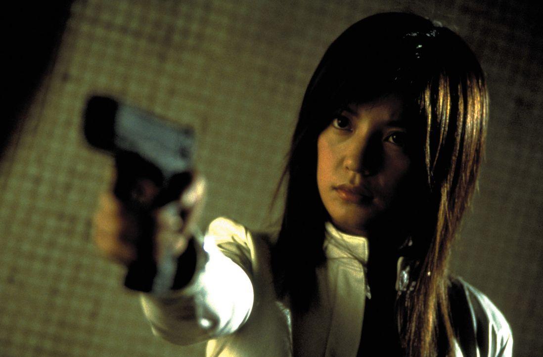 Nichts ist so, wie es zu sein scheint: Sue (Zhao Wei) ... - Bildquelle: Sony Pictures Television International. All Rights Reserved.