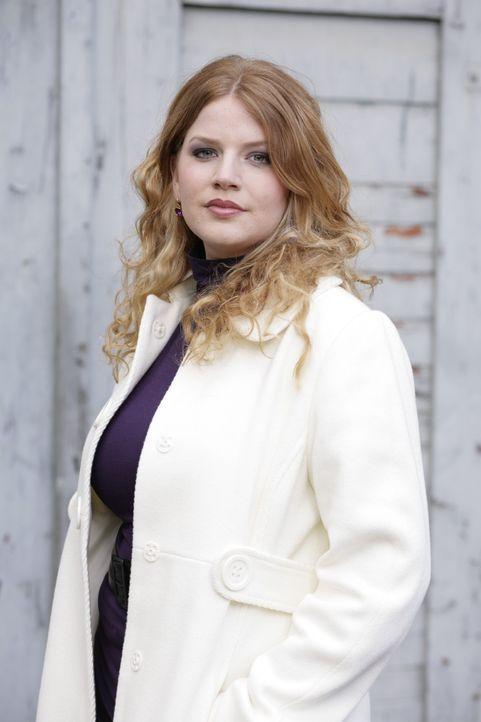 Julia Brahms ist die neue Ermittlerkollegin von Christian Storm. - Bildquelle: Holger Rauner Sat.1