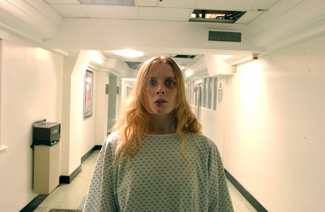Begibt sich mit ihren leichtsinnigen Freundinnen auf einen Höllentrip: Sarah (Shauna MacDonald) ... - Bildquelle: Square One Entertainment