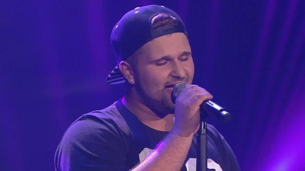"""The Voice of Germany 2014"" mit Stefanie Kloß: Ben Dettinger sorgt..."