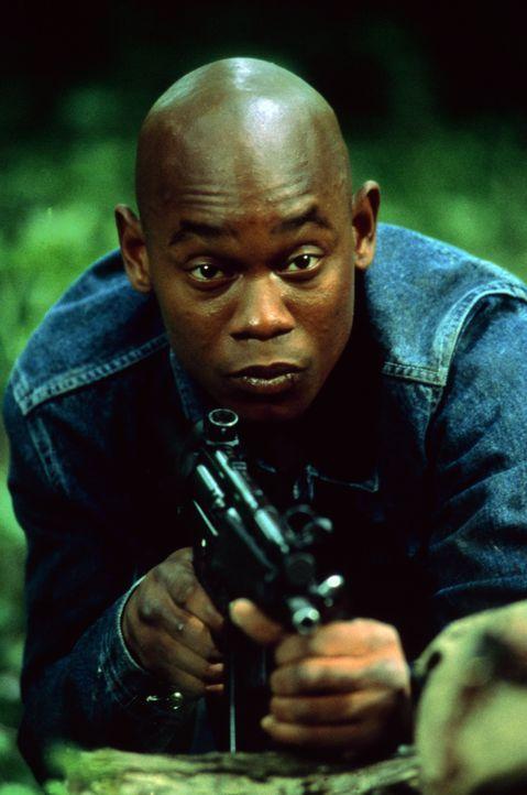 Kanonenfutter für eine tödliche Mission: Cole (Bokeem Woodbine) ... - Bildquelle: Columbia Pictures Corporation