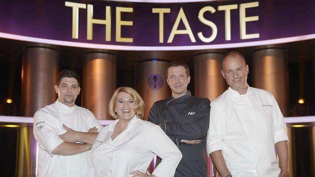 The Taste: Formatbild