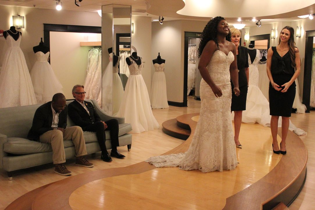 Die Braut sieht rot - Bildquelle: TLC & Discovery Communications