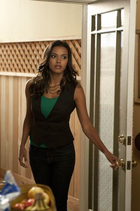 Ahnt nicht, was ihr Freund im Alkohol-Rausch angestellt hat: Riley (Jessica Lucas) ... - Bildquelle: NBC Universal, Inc.