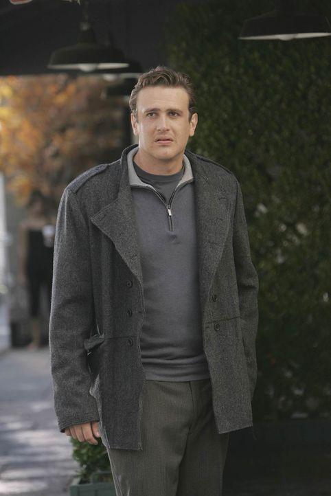 Marshall (Jason Segel) muss über seine beruflichen Pläne nachdenken  ... - Bildquelle: 20th Century Fox International Television