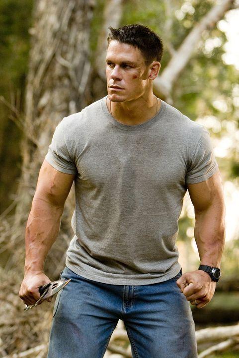Als der Marinesoldat John Triton (John Cena) aus dem US Marie Corps entlassen wird und auch in einer Security Firma keinen Fuß fassen kann, glaubt e... - Bildquelle: 2006 Twentieth Century Fox Film Corporation.  All rights reserved.