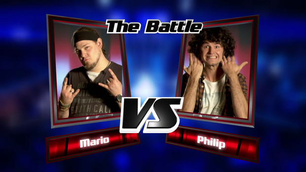 Mario vs. Philip