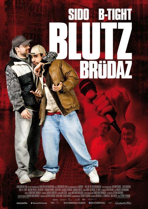 BLUTZBRÜDAZ - Plakatmotiv - Bildquelle: 2011 Constantin Film Verleih GmbH