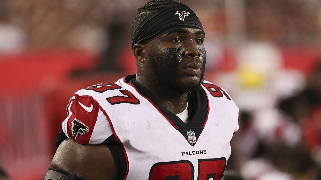 Grady Jarrett (Atlanta Falcons) - Bildquelle: imago/Icon SMI