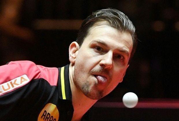 Timo Boll war mit zwei Siegen der Matchwinner