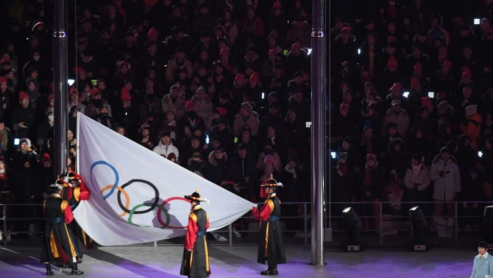 IOC-Mitglieder sollen über ihre Stimme verhandelt haben - Bildquelle: AFPSIDLOIC VENANCE