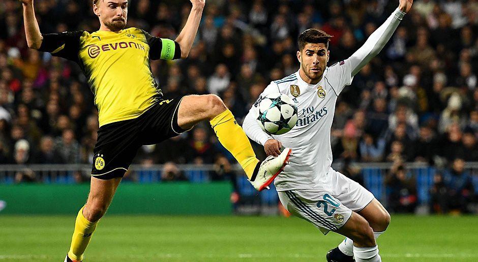 Marco Asensio (Real Madrid) - Bildquelle: imago