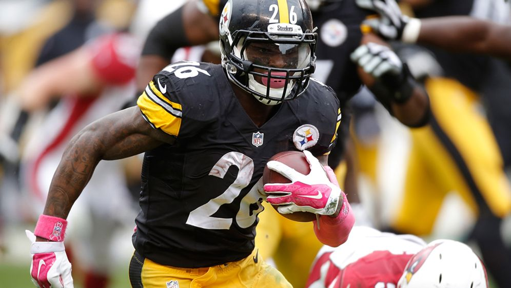 Le'Veon Bell ist Running Back der Pittsburgh Steelers - Bildquelle: 2015 Getty Images