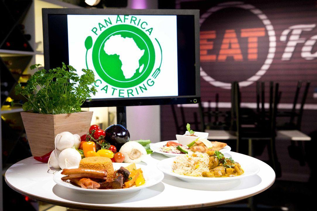 """Sehen die Investoren im Konzept von """"Pan Africa Catering"""" eine gute Kapitalanlage? - Bildquelle: Richard Hübner kabel eins"""