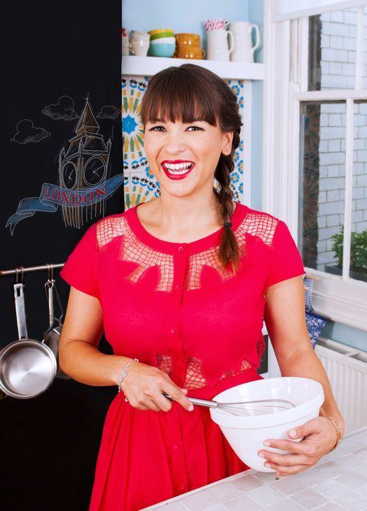 Rachel Khoo kocht in London, der Stadt mit den aufregendsten Geschmacksrichtungen der Welt ... - Bildquelle: Des Willie BBC Worldwide 2013