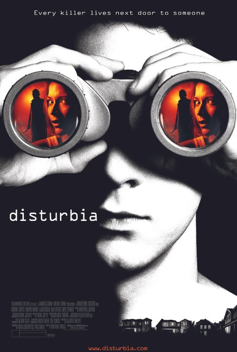 """""""Disturbia"""" - Bildquelle: Suzanne Tenner 2008 Dreamworks LLC. And Cold Springs Pictures. All Rights Reserved."""